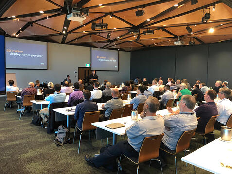 Auckland Conference AWS